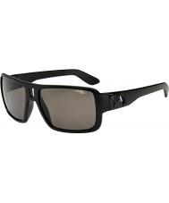 Cebe Lam alle zwart grijs gepolariseerde zonnebril