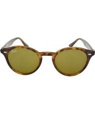 RayBan Rb2180 49 Highstreet donkere havana 710-73 zonnebril