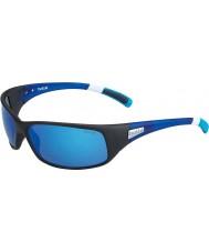 Bolle 12436 terugslag zwarte zonnebril