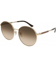 Gucci Gg0206sk 003 58 zonnebril