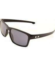 Oakley Oo9262-01 splinter mat zwart - grijs zonnebril