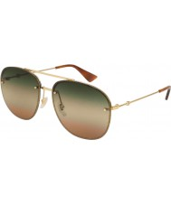 Gucci Mens gg0227s 004 62 zonnebril