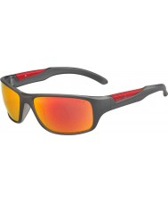 Bolle 12441 vibe grijze zonnebril