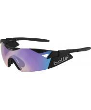 Bolle 6e zintuig s mat blauw-violet zonnebril