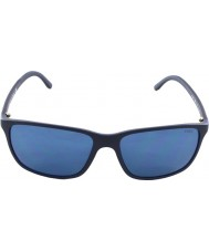 Polo Ralph Lauren Ph4092 58 matte blue 550.680 zonnebril