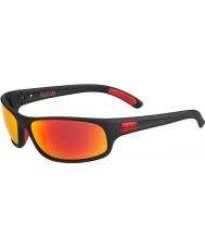 Bolle 12447 Anaconda zwarte zonnebril