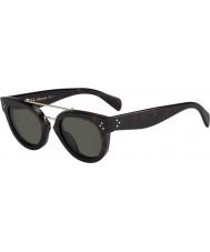 Celine Cl 41043-s 086 1e schildpad zonnebril