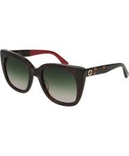 Gucci Dames gg0163s 004 51 zonnebril
