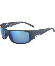 Bolle Koning mat blauwe zee gepolariseerde offshore-blauwe zonnebril