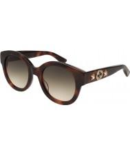 Gucci Dames gg0207s 002 51 zonnebril