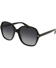 Gucci Dames gg0092s 001 zonnebril