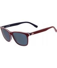 Lacoste L833s rode zonnebril