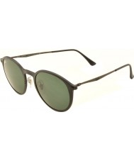 RayBan Rb4224 49 tech lichtstraal matzwart 601s71 zonnebril