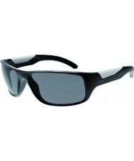 Bolle Vibe glanzende zwarte zonnebril tns