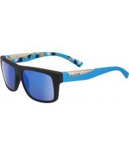Bolle Clint mat blauw gepolariseerd gb-10 zonnebril