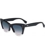 Fendi Dames ff 0238-s 3h2 jp zonnebril
