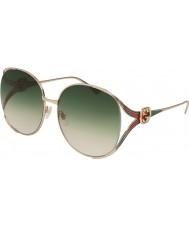 Gucci Dames gg0225s 003 63 zonnebrillen