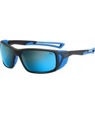 Cebe ProGuide mat blauw 4000 grijze minerale blauwe zonnebril