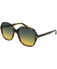 Gucci Dames gg0092s 003 zonnebril