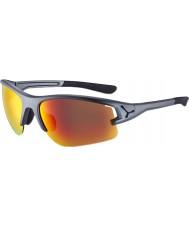 Cebe Cbacros6 over grijze zonnebril