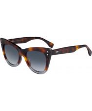 Fendi Dames ff 0238-s ab8 9o zonnebril