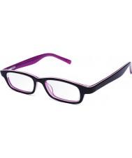 Eyejusters P1C1504PP Paars, roze, verstelbare leesbril - 0,00-3,00 sterkte