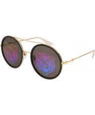 Gucci Dames gg0061s 014 56 zonnebrillen
