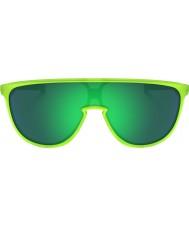 Oakley Oo9318-07 trillbe matte uranium - jade iridium zonnebril