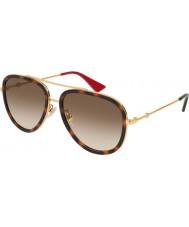Gucci Dames gg0062s 012 57 zonnebril