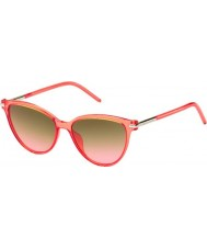 Marc Jacobs Ladies marc 47-s tot fx koraal zonnebril