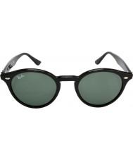 RayBan Rb2180 49 Highstreet zwarte 601-71 zonnebril