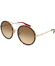 Gucci Dames gg0061s 013 56 zonnebrillen