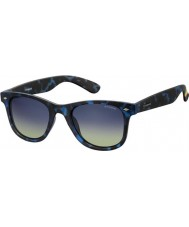 Polaroid Pld6009-nm sec z7 Havana Blue gepolariseerde zonnebril