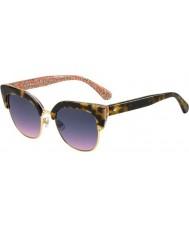 Kate Spade New York Dames karri's 2nl ff zonnebril