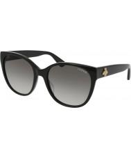 Gucci Dames gg0097s 001 zonnebril
