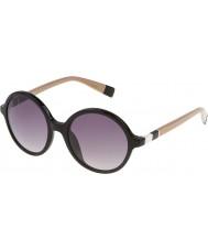 Furla Ladies lola su4966-700y glanzende zwarte zonnebril