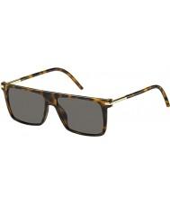 Marc Jacobs Mens marc 46-s TLR 8h havana zonnebril