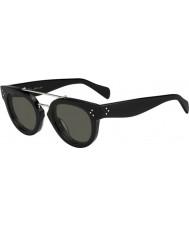 Celine Ladies cl 41043-s 807 1e zwarte zonnebril