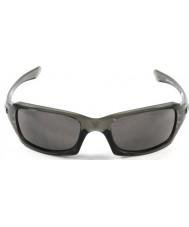 Oakley Oo9238-05 fives squared grijze rook - warm grijs zonnebril