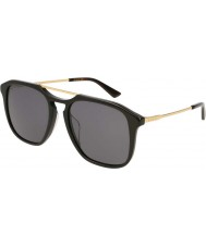Gucci Gg0321s 001 55 zonnebril voor mannen