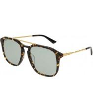 Gucci Heren gg0321s 004 55 zonnebrillen