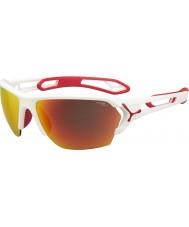 Cebe Cbstl11 s-track witte zonnebril