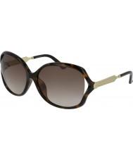 Gucci Dames gg0076sk 003 62 zonnebrillen