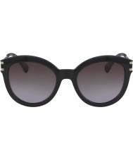 Longchamp Dames lo604s 001 55 zonnebrillen
