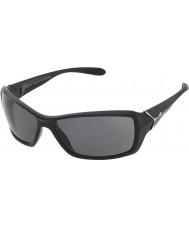 Cebe Motion glanzende zwarte gepolariseerde zonnebril