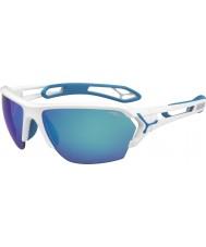 Cebe Cbstl12 s-track witte zonnebril