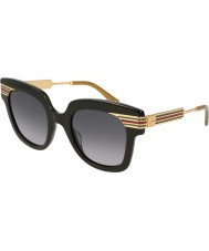Gucci Dames gg0281s 001 50 zonnebril