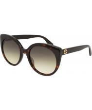 Gucci Dames gg0325s 002 55 zonnebrillen