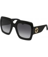 Gucci Dames gg0102s 001 zonnebril