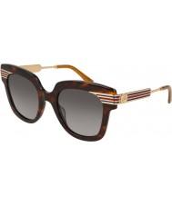 Gucci Dames gg0281s 002 50 zonnebrillen